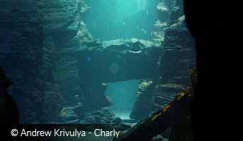 Andre Krivulya Chalry Fantasy Cave 3D contest
