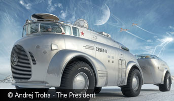 Scientific Research Vehicle by Andrej Troha